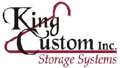 King Custom Storage Systems provides sales and installations of Closet Maid Shelving products, Alumax Bath Enclosures and Taymor Bath Accessories.